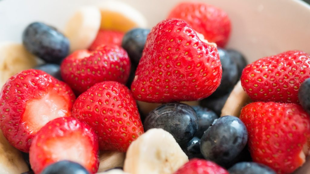 Healthy Foods to get the perfect body