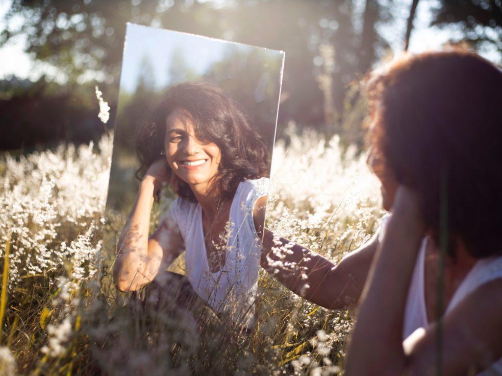 Using Mirror work to Manifest Dream body