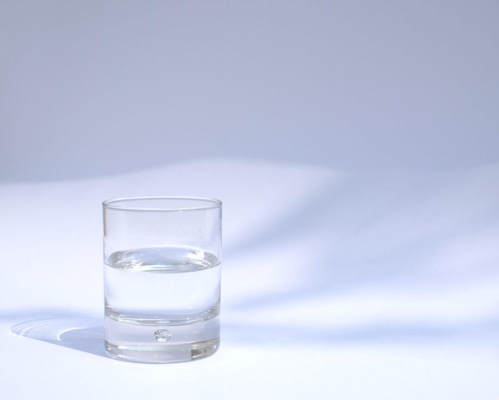 Glass half full or half empty?